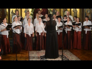 Youth and Student Choir from Dubna, Russia - ����������� �����