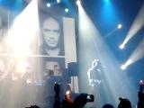 Легенды Про...CENTR - Не забуду( Видео с концерта в Питере)